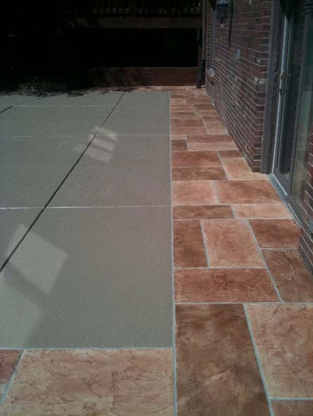 Concrete Overlays In Decorative Concrete